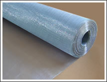 Roll of Galvanized Wire